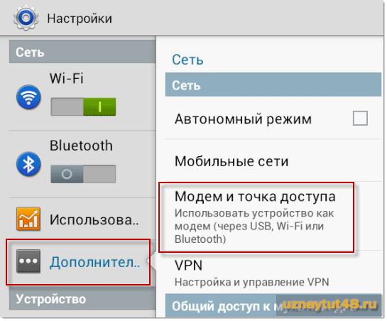 Как раздавать wi-fi через смартфон на Android