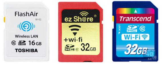 wifi карты