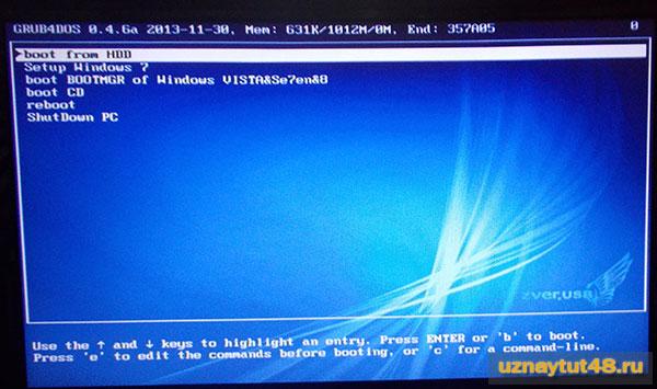 Как создать загрузочный диск программой Make_Win7_8_USB_v8_1