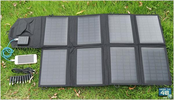 панель на солнечных батареях